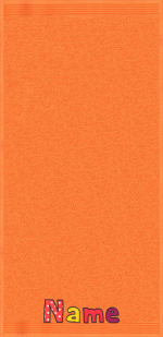 Farbe orange