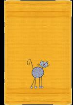 Katze auf mango